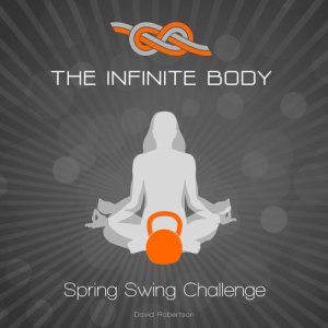 Need a quick effective way to train from home? Check out my 'Spring Swing Challenge'